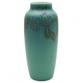 Delia Workum (1904-1966) For Rookwood Pottery Vase,