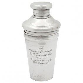 Tiffany & Co. Trophy / Presentation Cocktail Shaker