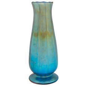 Louis Comfort Tiffany (1848-1933) Vase, #1107-2206m