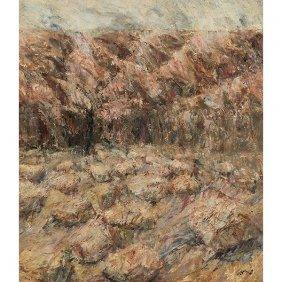 Dana Loomis, (american, 20th Century), Untitled, Oil On