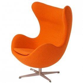 Arne Jacobsen (1902-1971) For Fritz Hansen Egg Chair