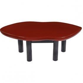 "Jay Spectre (1929-1992) ""joan Crawford"" Table, Lips"