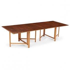 Bruno Mathsson For Karl Mathsson Maria Dining Table