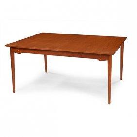 Finn Juhl (1912-1989) For Baker Dining Table