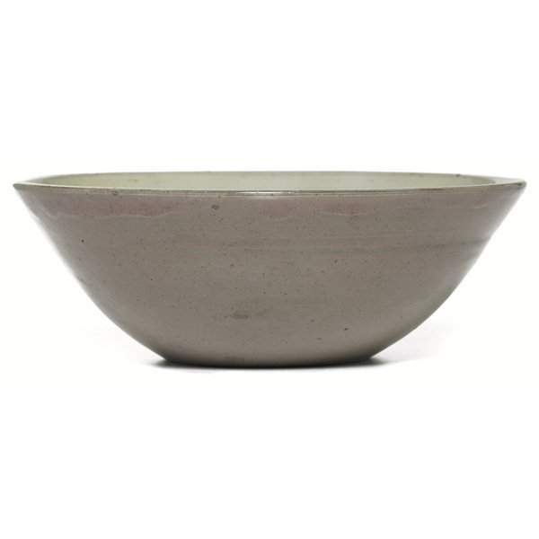 22: Newcomb Guild bowl, hand-thrown form