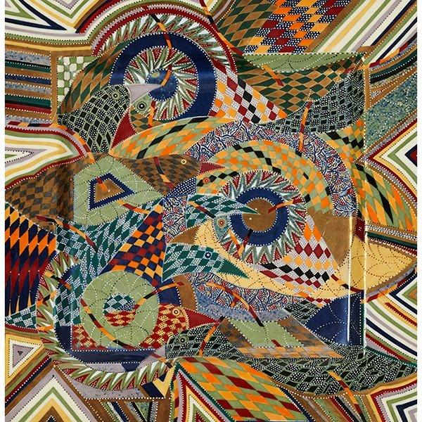 Ralph Bacerra (American, b. 1938), Untitled, 2004,