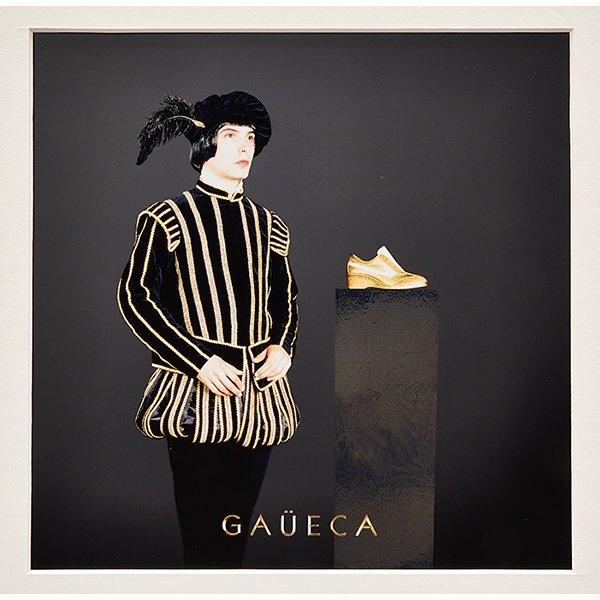 Miguel Angel Gaueca (Spanish, b. 1967), Me, Myself, and - 2