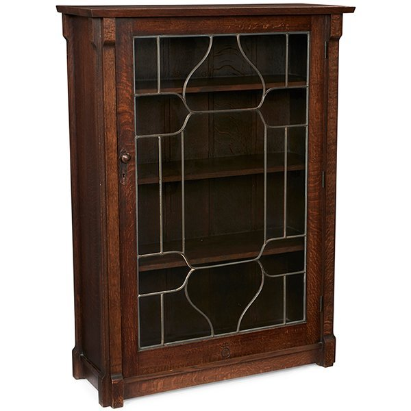 The Roycrofters, Thirty-third Degree bookcase, East