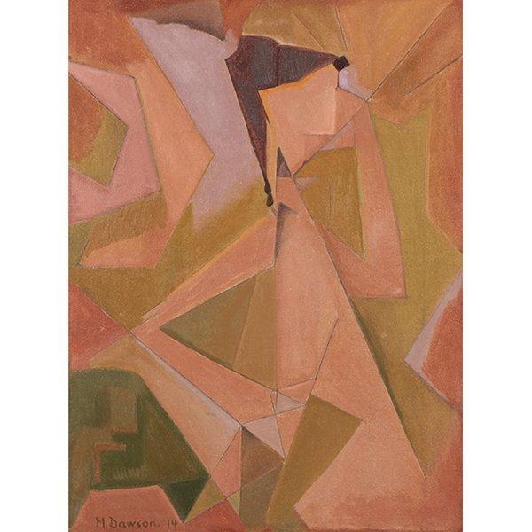 Manierre Dawson, (American, 1887-1969), Imogen, 1914,