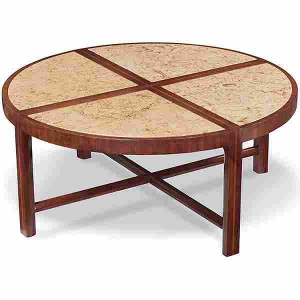 Tommi Parzinger Charak Modern cocktail table