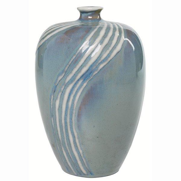 1505: Rookwood vase, Loretta Holtkamp