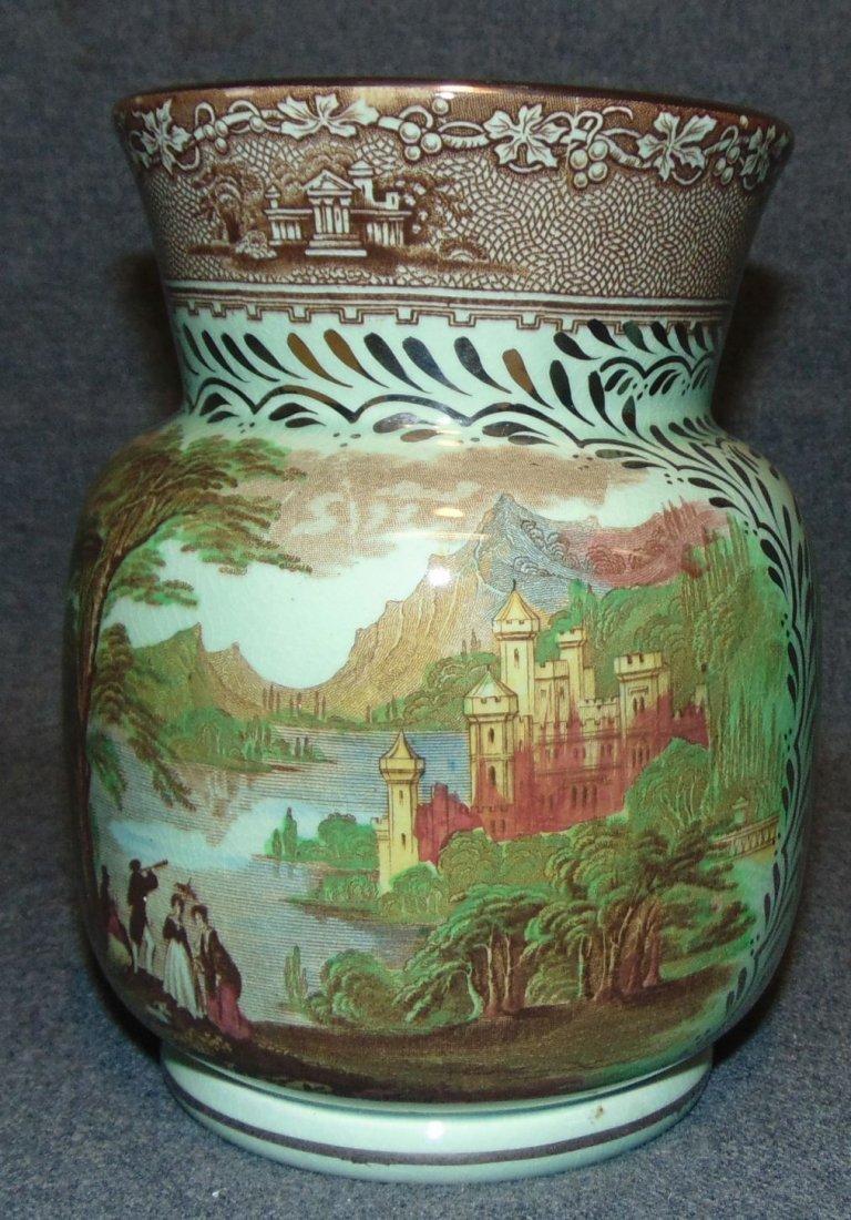 Antique Royal Staffordshire Jenny Lind Vase