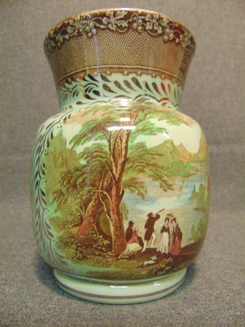 Royal Staffordshire Jenny Lind 1795 Vase