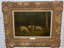 Original Oil Painting by Samuel S. Carr