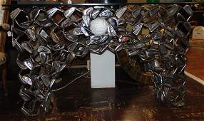 Fabulous Golf Club Console Table