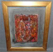Original Contemporary Oil Painting by Alexander Gore