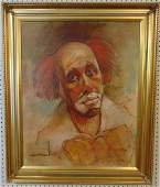 Original Oil Painting Barry Leighton Jones