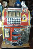 "Mills 5 Cent ""Lion's Head"" Slot Machine"