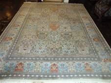 "Large Persian Rug 9' 4"" x 12'"