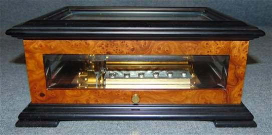 Ruege Swiss Music Box
