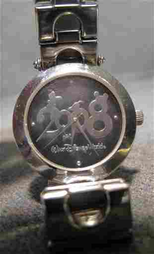 Walt Disney Watch 2008 Mickey Mouse Donald Goofy Pluto