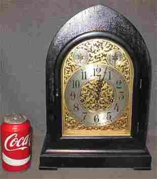 ANTIQUE SETH THOMAS GOTHIC MANTLE CLOCK