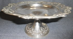Gorham Sterling Silver Compote