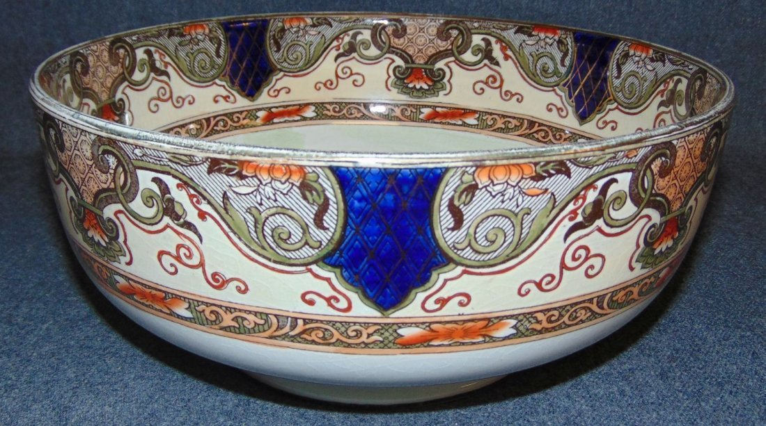 Royal Doulton Series Ware Fruit Bowl by Izaak Walton