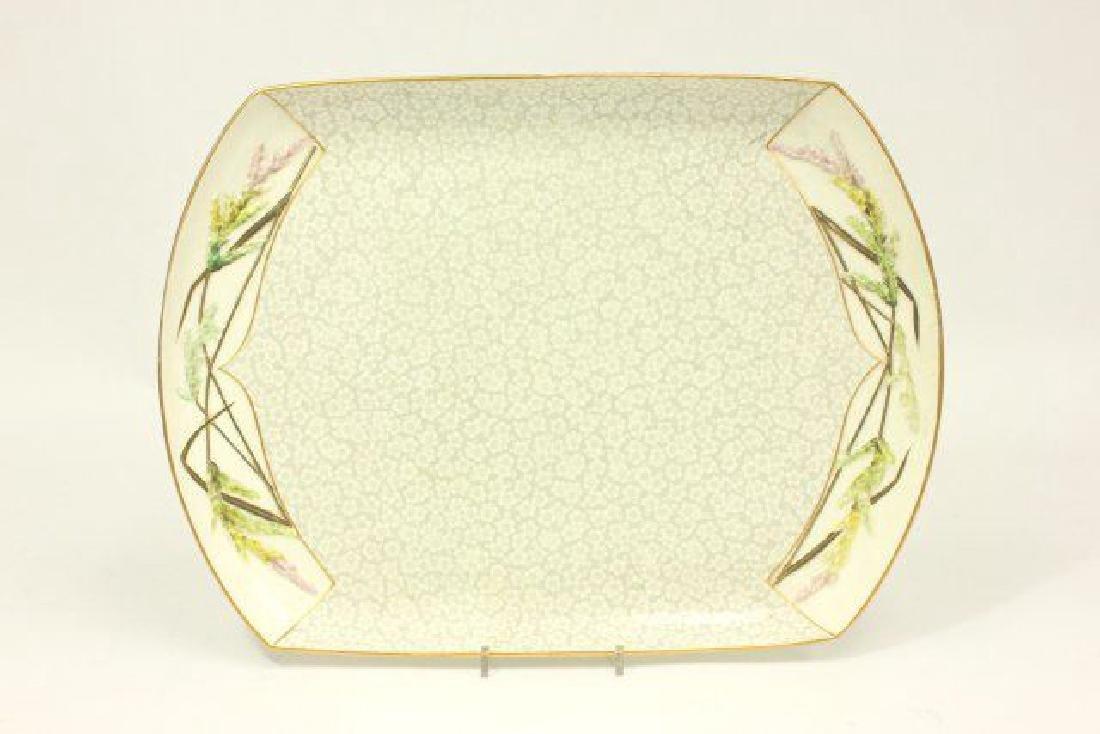 :Royal Worcester Porcelain Tray