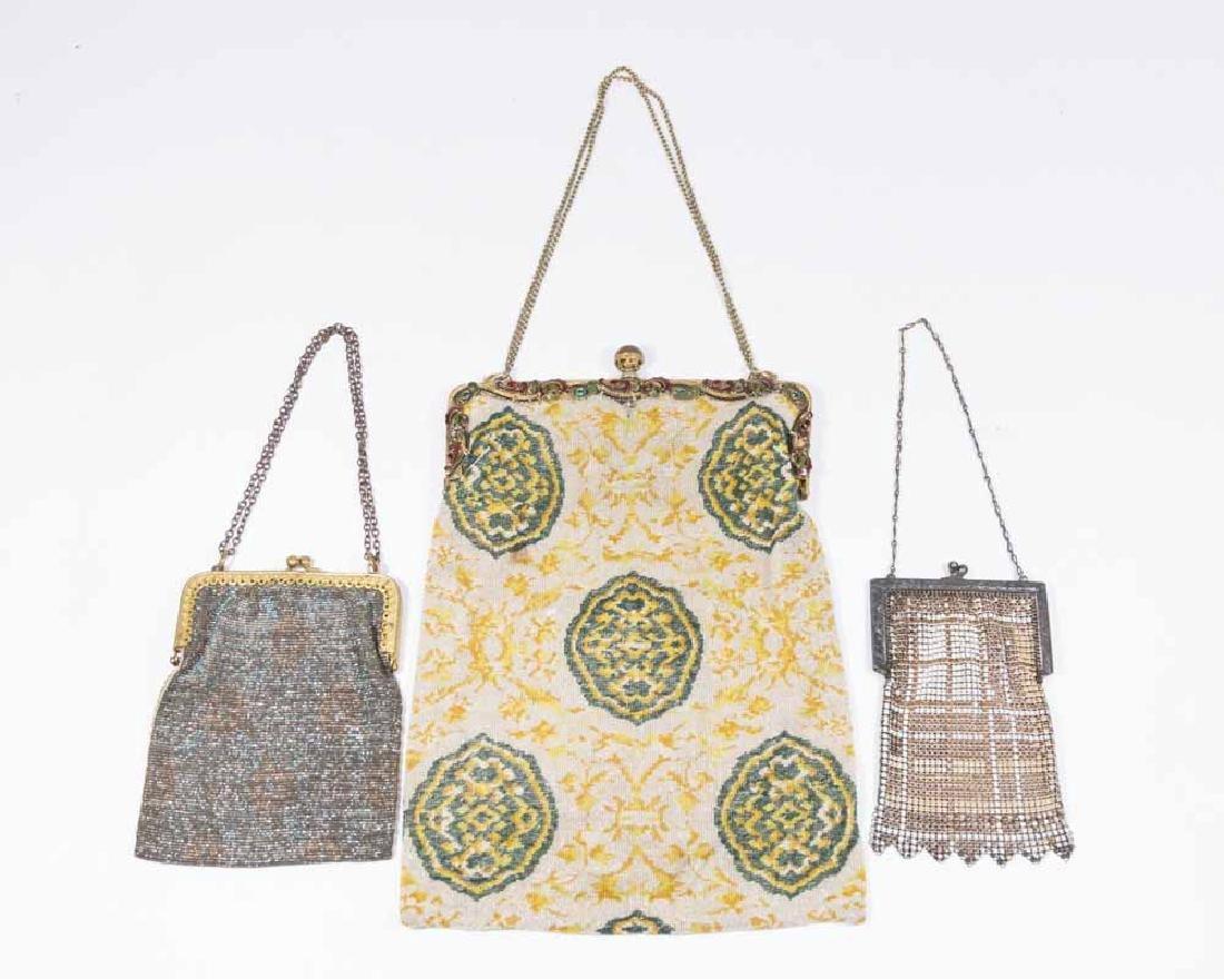 3 Vintage Bags