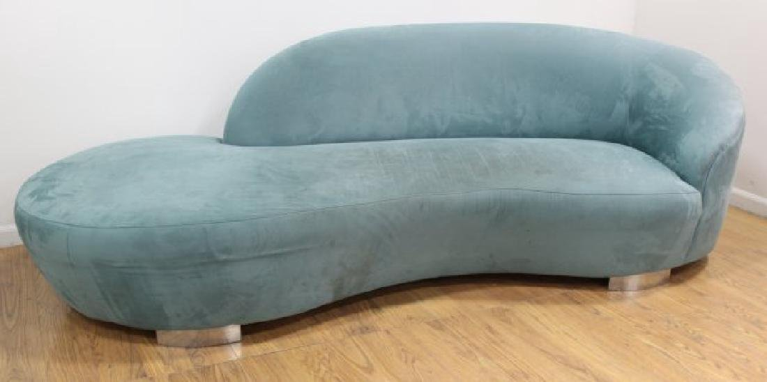 "Vladimir Kagan for Directional ""Cloud Sofa"""