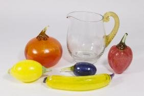 Group 6 Glass Items