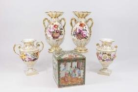 Group Lot Porcelain Pieces