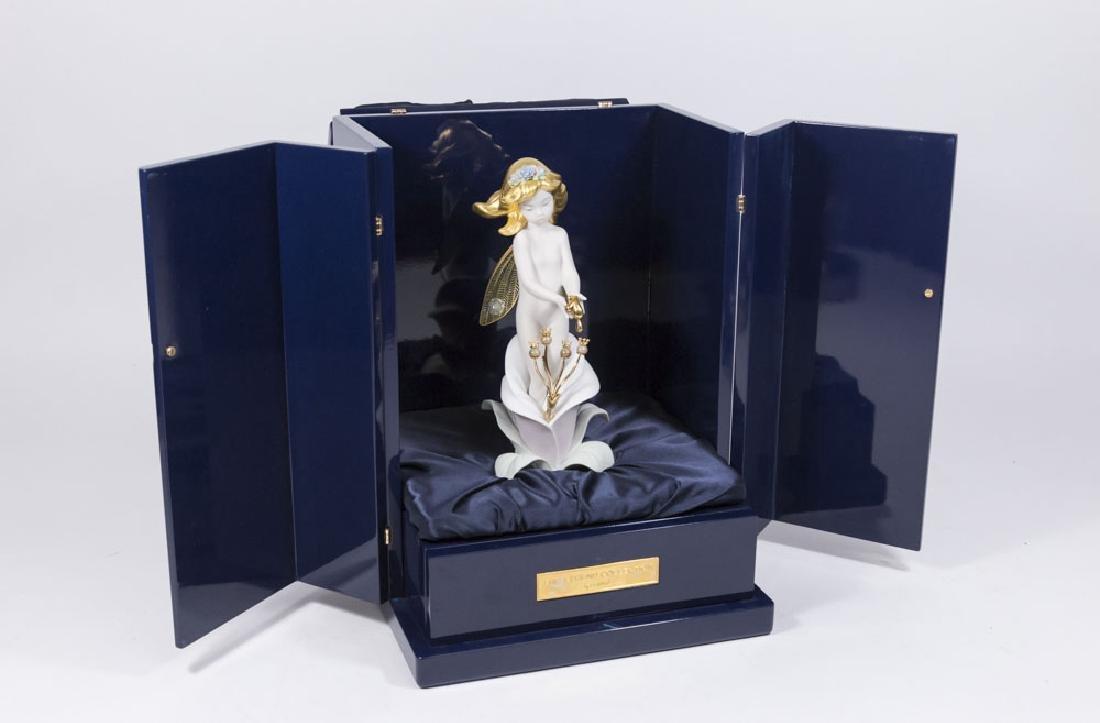 Lladro Life Figure by Juan Ignacio Aliena