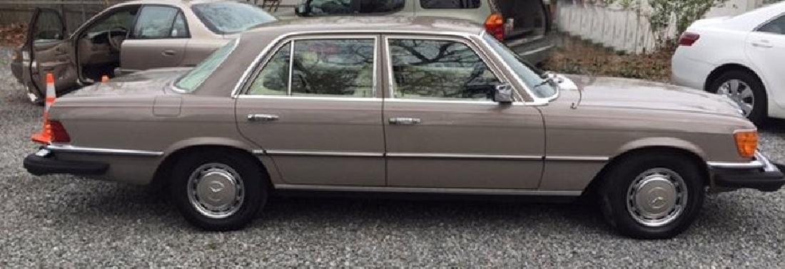1974 Mercedes 450SE