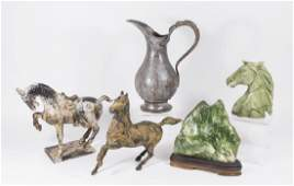 Lot 5 Asian & Middle Eastern Pieces