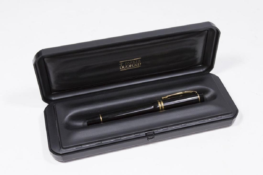 Duofold Parker Fountain Pen in Original Case