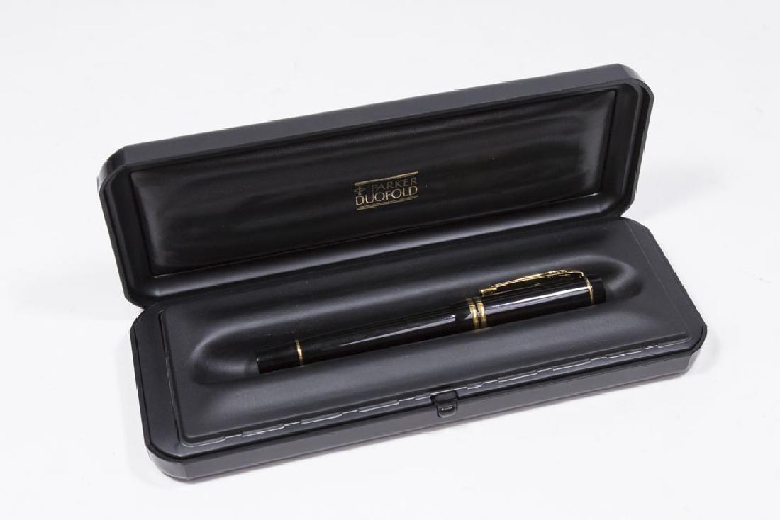 Duofold Parker Fountain Pen in Original Case