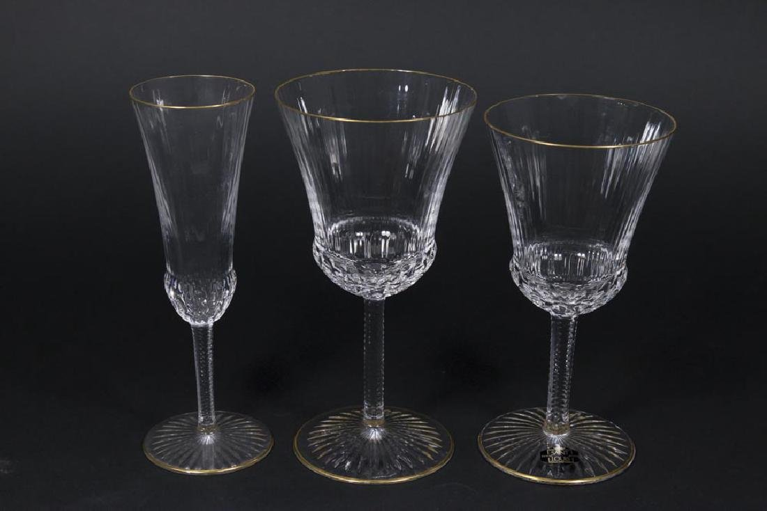 35 Pieces of St. Louis France Crystal