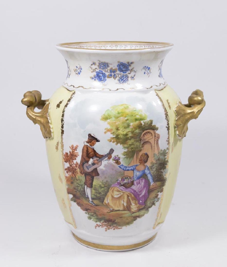Spanish Porcelain Vase
