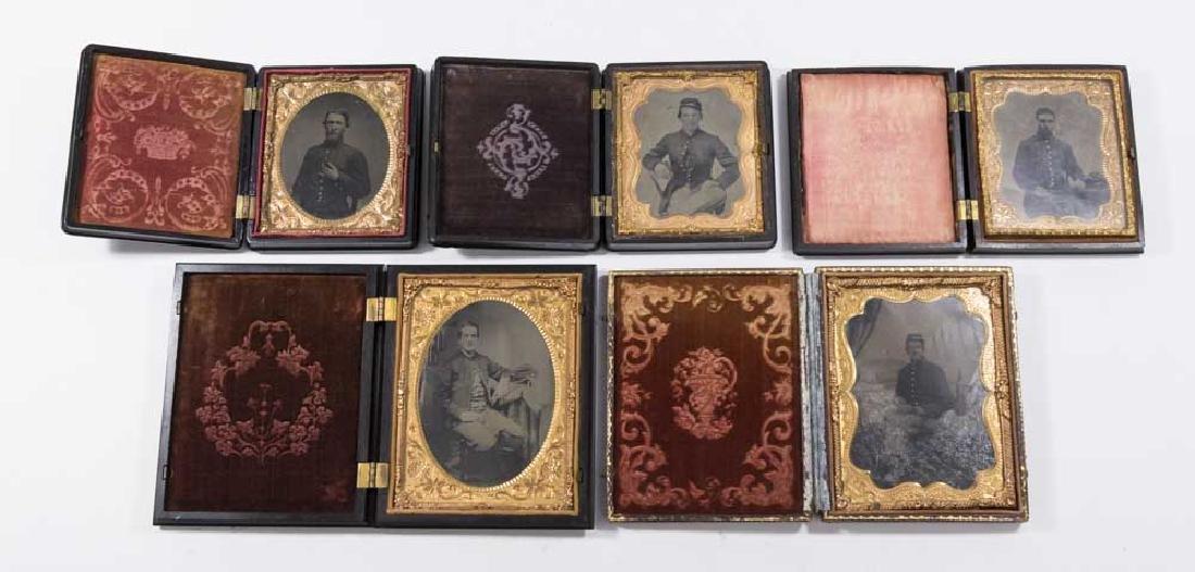 5 Civil War Era Daguerreotypes