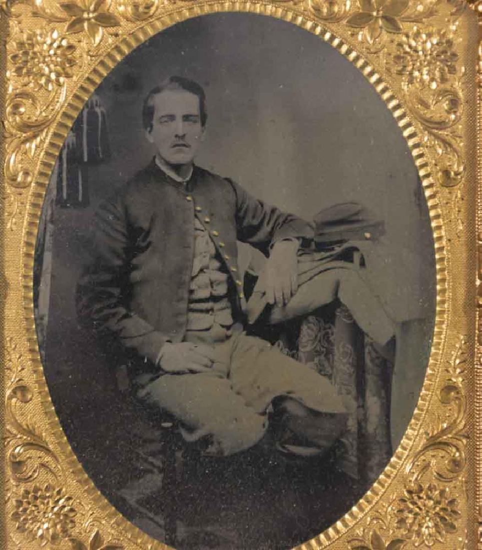 5 Civil War Era Daguerreotypes - 2