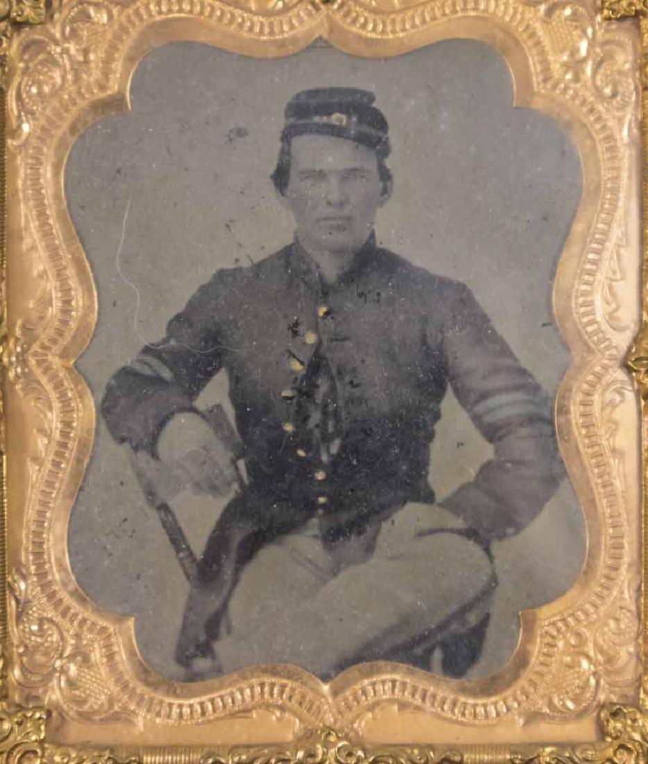 5 Civil War Era Daguerreotypes - 4