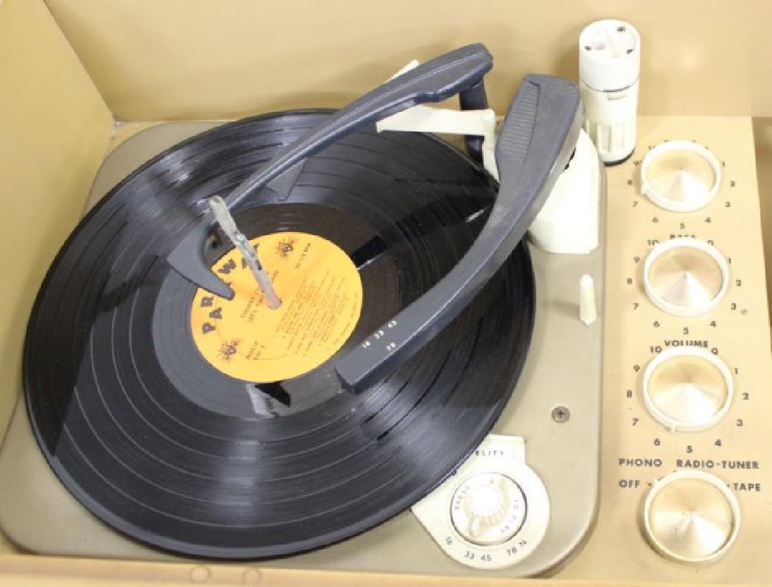 :Mid-Century Philco Record Player Cabinet - 3