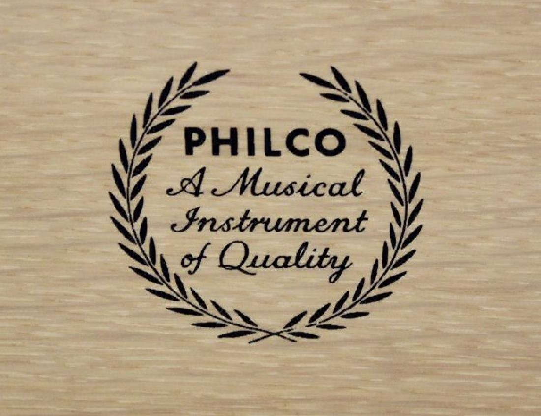 :Mid-Century Philco Record Player Cabinet - 4