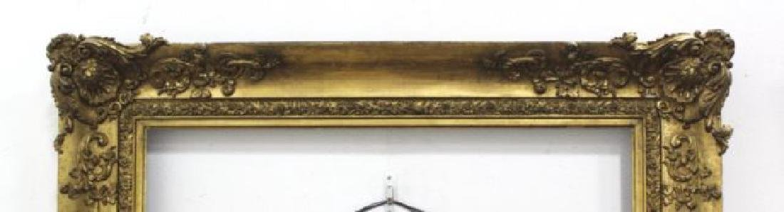:19th Century Gold Leafed Frame - 2