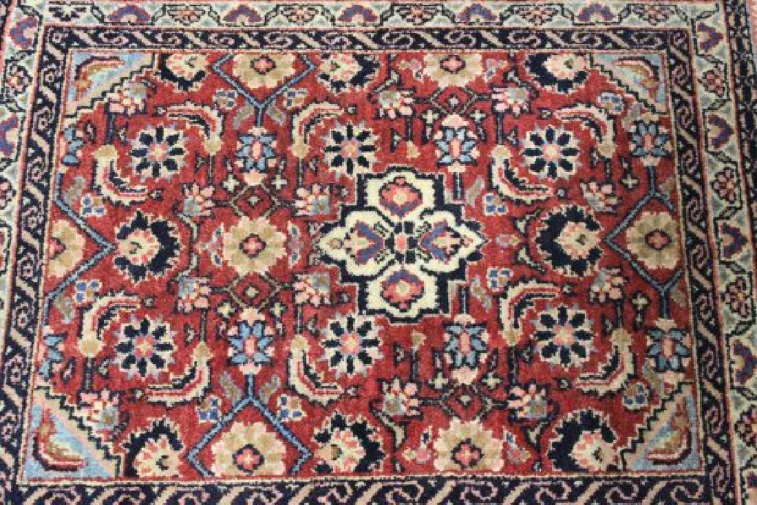 4 Persian Handmade Rugs/Carpets - 3