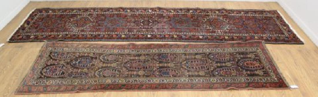 4 Persian Handmade Rugs/Carpets - 4