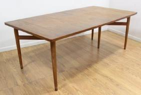 Arne Vodder Teak Dining Table