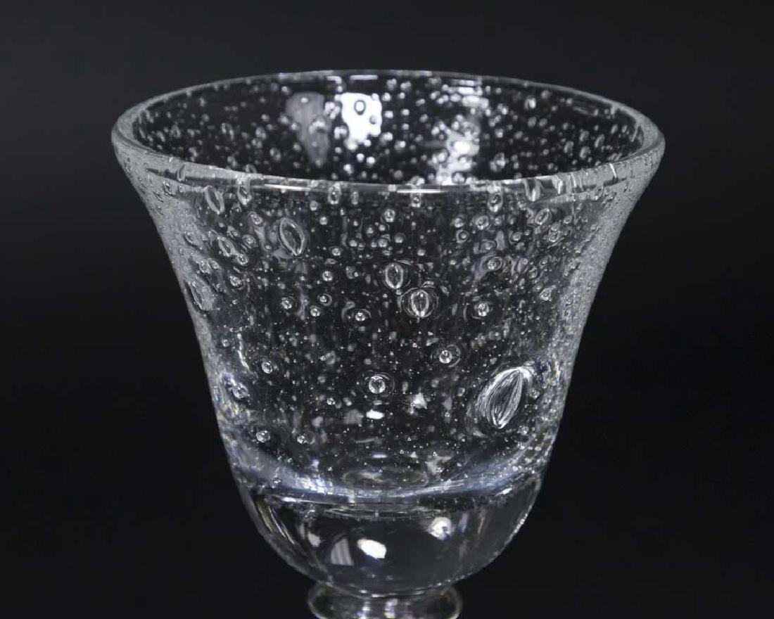 18 Venetian Glass Goblets - 3